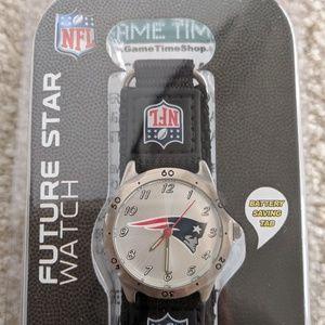 NEW! NFL New England PATRIOTS Future Star Watch